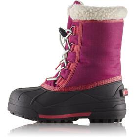 Sorel Cumberland Boots Youth Deep Blush